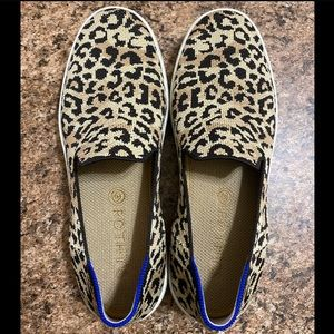 Rothy's Sneakers Leopard - 9